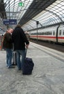 Bahnhof...