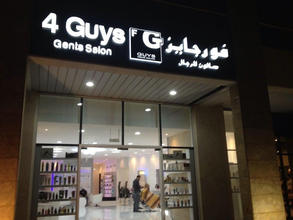 4 Guys Gents Salon