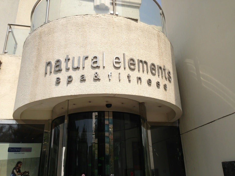 Natural Elements Spa and Fitness - Le Meridien Dubai Hotel Photo