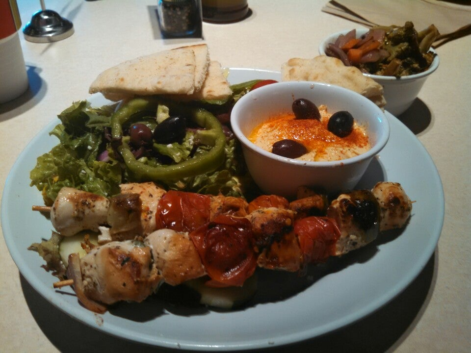 Zo s kitchen at 3644 king st alexandria va for Alexandria mediterranean cuisine menu