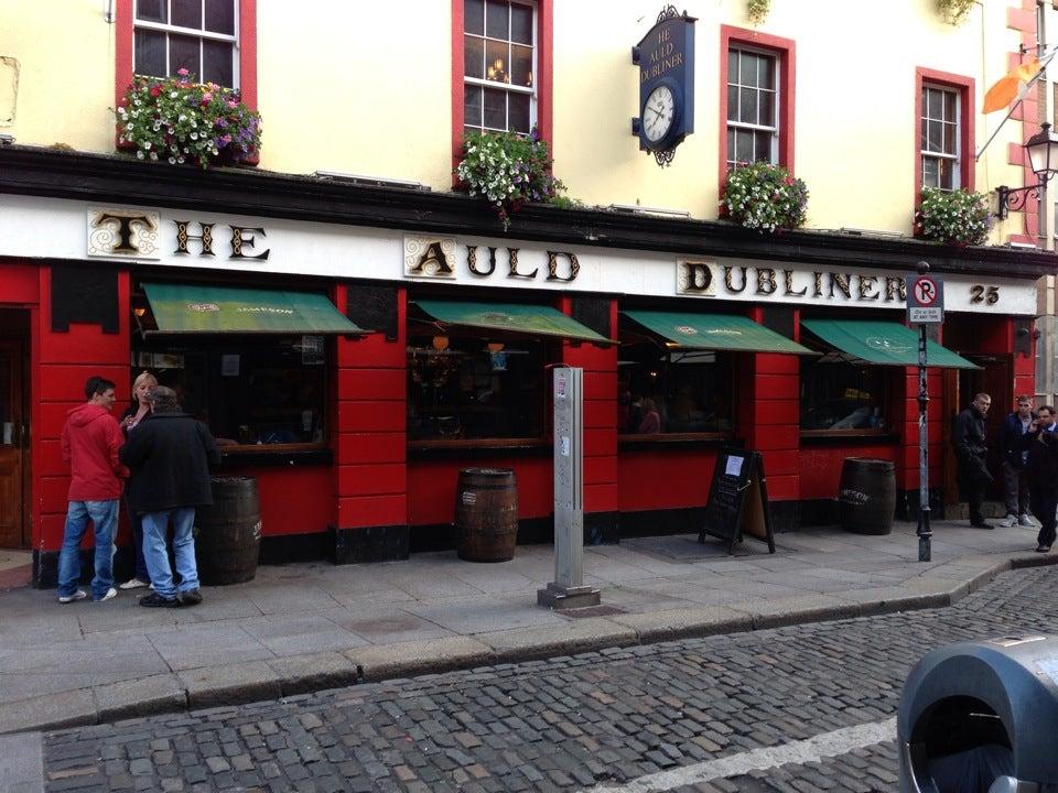 The Auld Dubliner