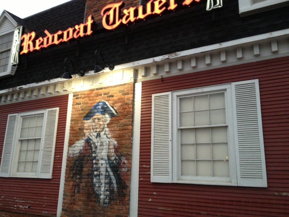 Redcoat Tavern at 31542 Woodward Ave (13 Mile Rd) Royal Oak MI
