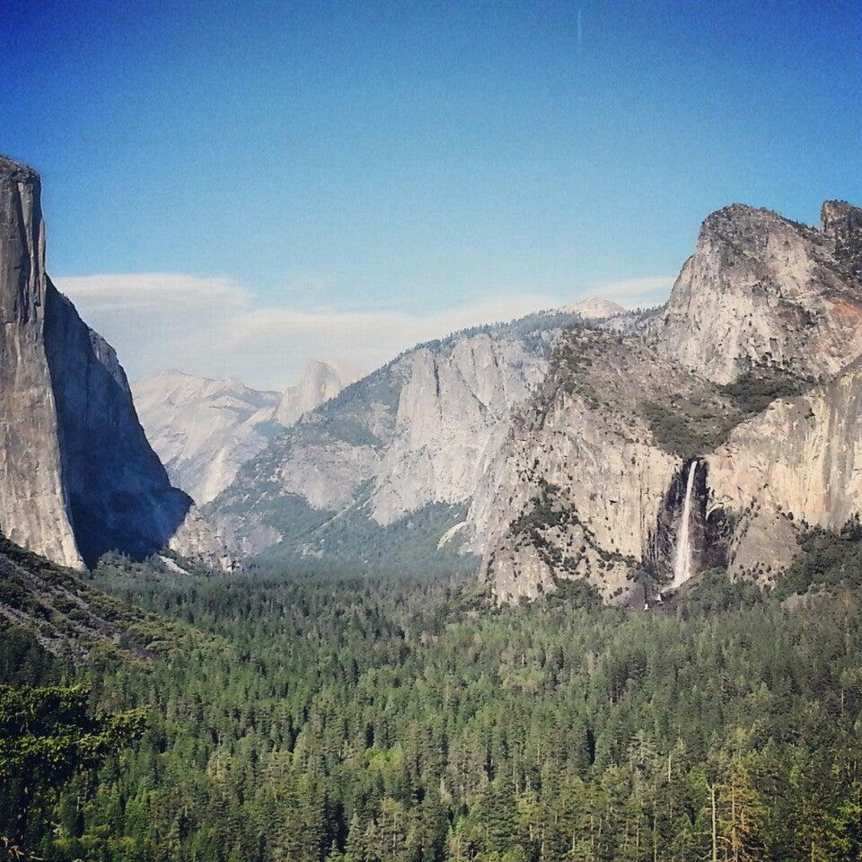 Yosemite National Park Vacations: Yosemite National Park At Northside Dr Yosemite National