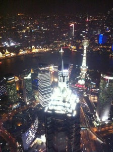 Sky Walk 100 Shanghai World Financial Centre
