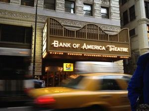 Bank of America Theatre