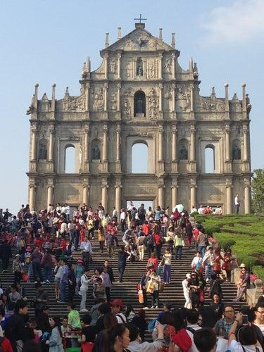 Ruínas de São Paulo / Ruins of St. Paul's 大三巴牌坊
