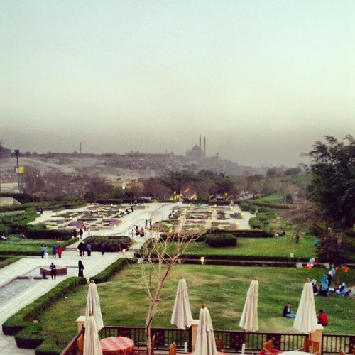 Al Azhar Park | حديقة الأزهر