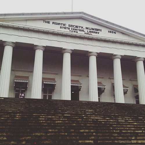 Asiatic Society Library (Town Hall)