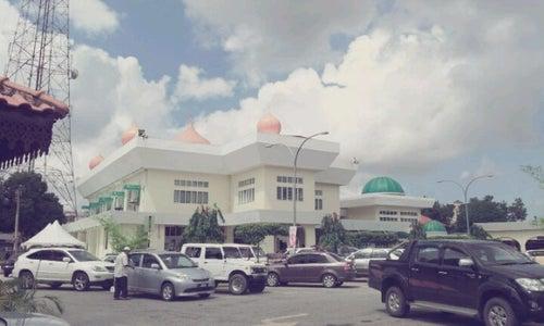 Masjid Telipot (مسجد تليڤوت)