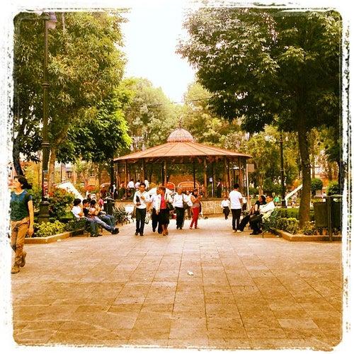 Centro Histórico de Coyoacán