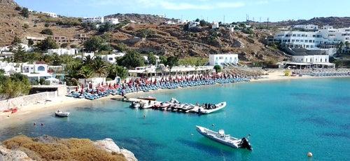 Πλατύς Γιαλός (Platis Gialos Beach)