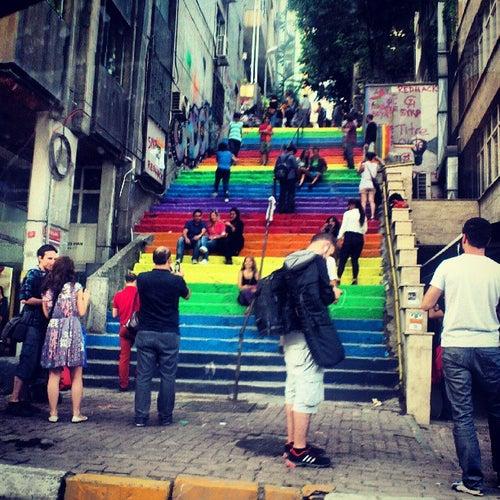 Cihangir Merdivenleri