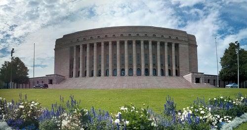 Eduskuntatalo / Riksdagshuset