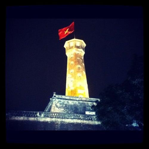 Cột Cờ Hà Nội (Hanoi Flag Tower)