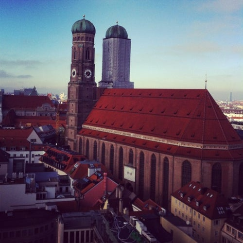 Frauenkirche (Dom zu Unserer Lieben Frau)