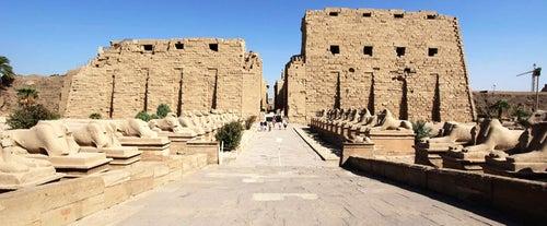 Temple of Karnak   معبد الكرنك