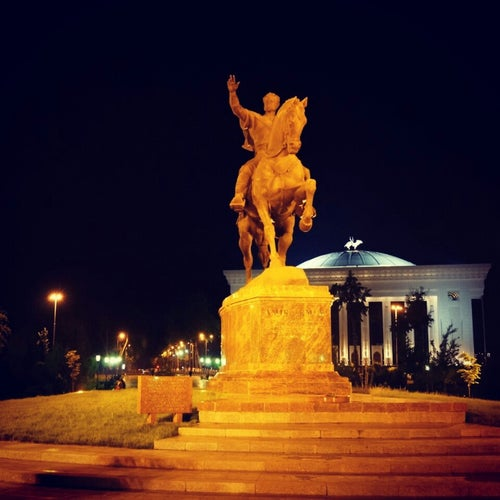 Amir Timur Square and Monument