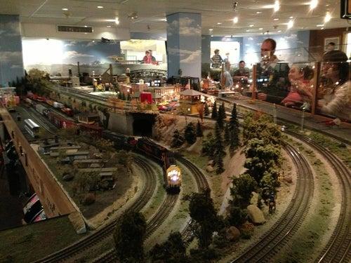San Diego Model Railroad Museum