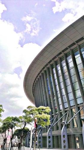 台北小巨蛋 Taipei Arena