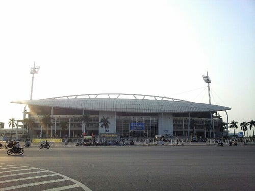 Sân Vận Động Quốc Gia Mỹ Đình (My Dinh National Stadium)