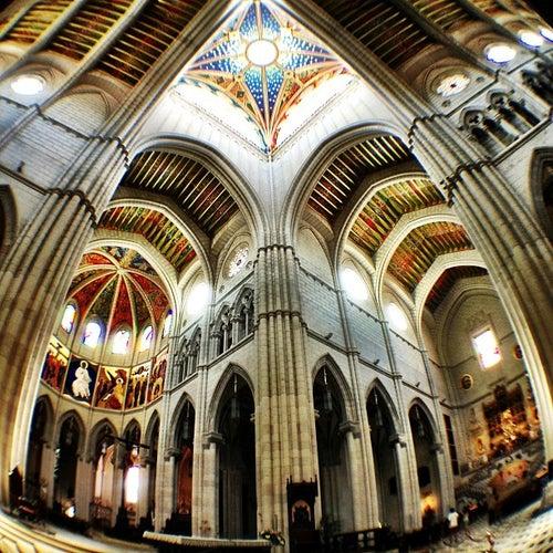 Santa Iglesia Catedral de Santa María la Real de la Almudena