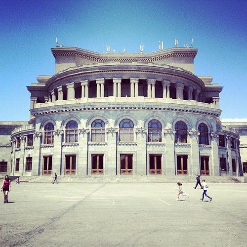 Opera & Ballet National Academic Theatre | Օպերայի և բալետի ազգային ակադեմիական թատրոն