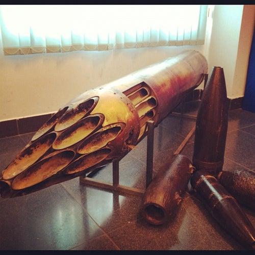 Bảo tàng Chứng tích Chiến tranh (War Remnants Museum)