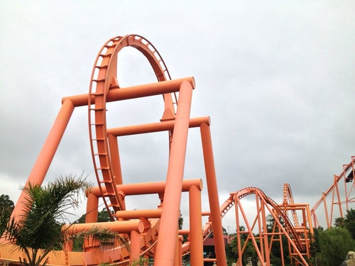 Gold Reef City Theme Park