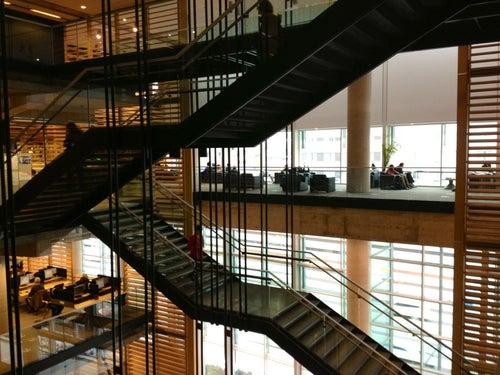 Bibliothèque et Archives nationales du Québec (Grande Bibliothèque)