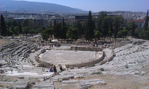 Θέατρο Διονύσου Ελευθερέως (Theatre of Dionysus Eleuthereus)
