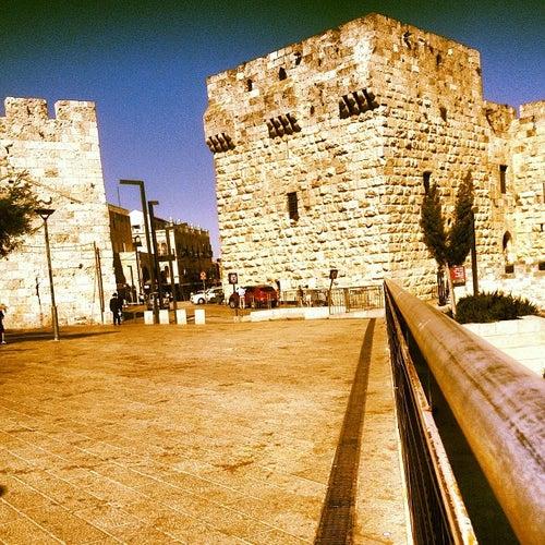 Jaffa Gate (שער יפו)