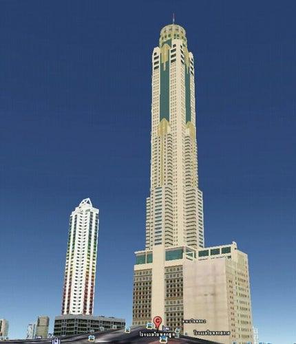 ตึกใบหยก 2 (Baiyoke Tower II)