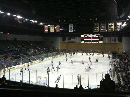 Rushmore Plaza Civic Center Ice Arena