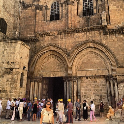 Church Of The Holy Sepulchre / כנסיית הקבר