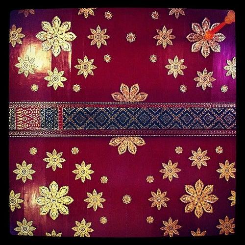 พระที่นั่งดุสิตมหาปราสาท (Dusit Maha Prasat Throne Hall)