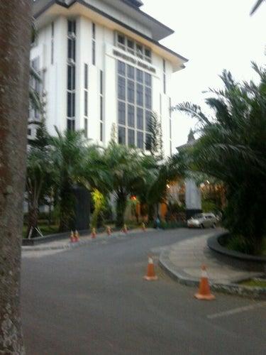 Gedung Rektorat Universitas Brawijaya