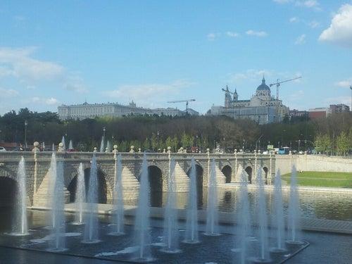 Madrid Río (Sector Norte)