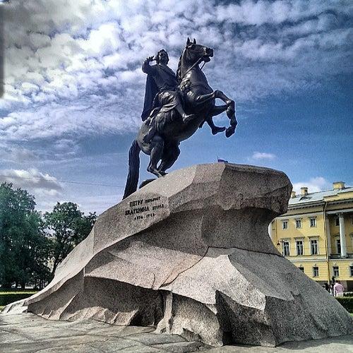 Медный всадник / Bronze Horseman