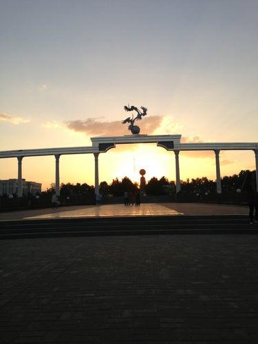 Площадь Независимости | Mustaqillik Maydoni