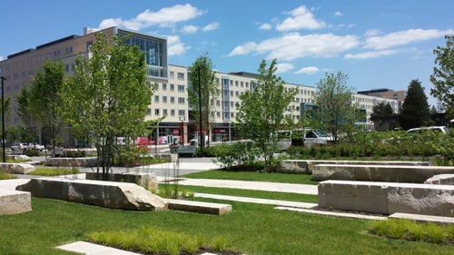 Rutgers University (Livingston Campus)
