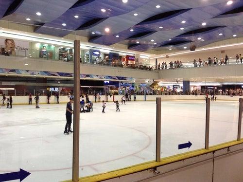 SM Ice Skating Rink