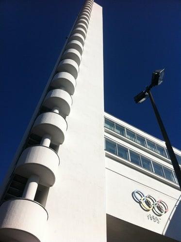 Stadionin torni / Stadium Tower