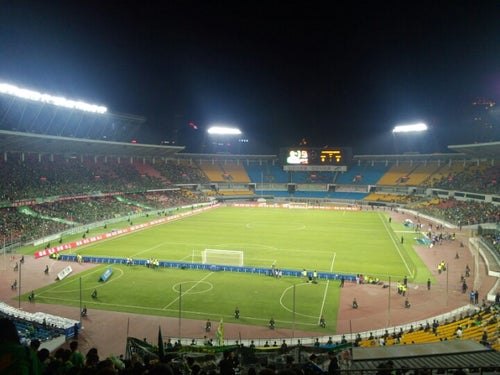 工人体育场 The Workers Stadium