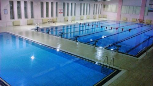 Cumhuriyet Üniversitesi Yüzme Havuzu