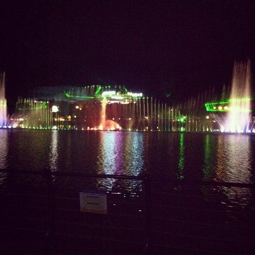 수성못 (Suseong Lake)