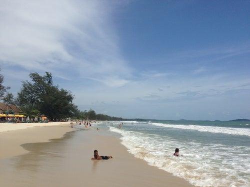 Ocheuteal Beach-Otres Beach