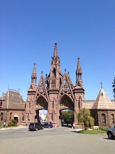 The Green-Wood Cemetery