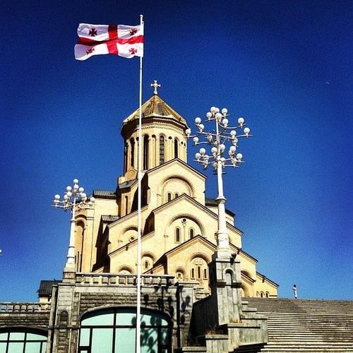 Holy Trinity Cathedral Sameba | სამების საკათედრო ტაძარი