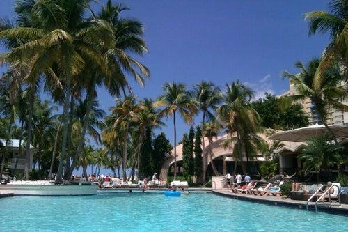 Pool @ El San Juan Hotel & Casino
