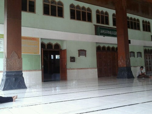 Masjid Agung Manunggal Bantul